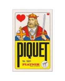 Swiss Piquet Playing Cards Piatnik