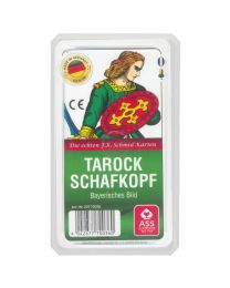 Tarock Schafkopf Bavarian Pattern Playing Cards ASS Altenburger