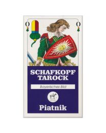 Playing Cards Schafkopf Tarock Bavarian Pattern German Suits Piatnik