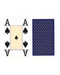 Piatnik 4 Index OPTI Bridge Cards Blue