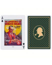 Sherlock Holmes Playing Cards Piatnik