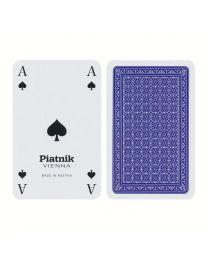 Skatkarten 33 Blatt Club Skat Economy Piatnik