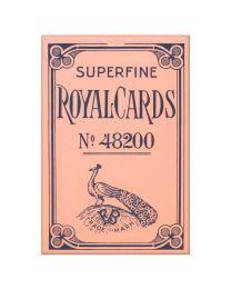 Dutch Design Playing Cards Pink
