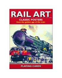 Rail Art Playing Cards Piatnik