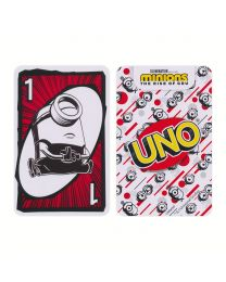 Card Game UNO Minions The Rise of Gru