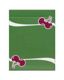 Cherry Casino Sahara Green Playing Cards