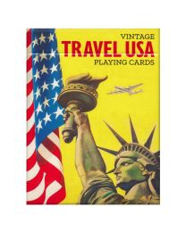 Travel USA Playing Cards Piatnik