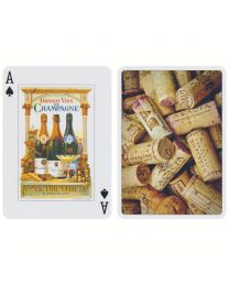 Wine Playing Cards Piatnik