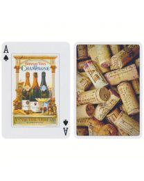 Wine Playing Cards Piatnik