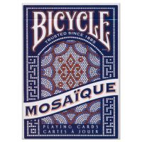 Playing Cards Bicycle Mosaïque