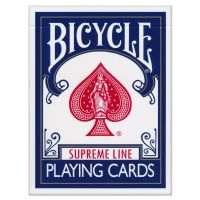 Bicycle Supreme Line Playing Cards Blue