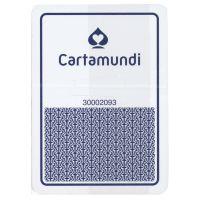Cartamundi Casino Cards Plastic Blue