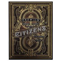 Citizens Playing Cards Theory11