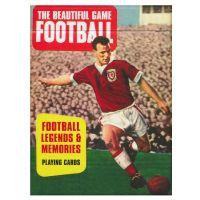 Football Legends Playing Cards Piatnik