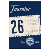 Fournier Bridge Playing Cards Nº 26 Blue