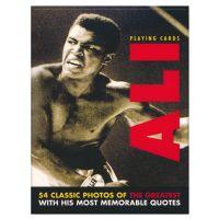 Muhammad Ali Playing Cards