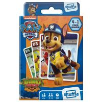 Paw Patrol Dino Rescue 4 in 1 Card Games