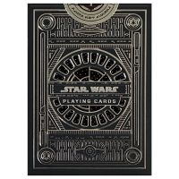 Star Wars Silver Edition Playing Cards The Dark Side