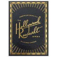 Hollywood Roosevelt Playing Cards