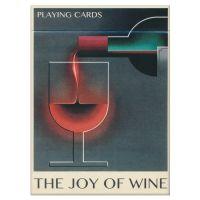 The Joy of Wine Playing Cards Piatnik