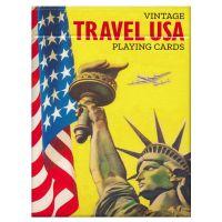 Travel USA Playing Cards Piatnik