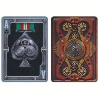 Bicycle playing cards Anne Stokes Steampunk