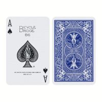 Bicycle Bridge Playing Cards Blue