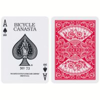Bicycle Canasta Games Set Playing Cards 2-Pack