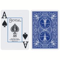 Bicycle Jumbo Index Playing Cards Blue