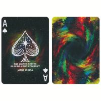 Bicycle Stargazer Nebula Playing Cards