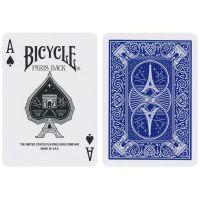 Bicycle Paris Back Playing Cards Blue