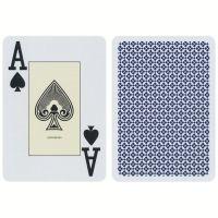 Blackjack Playing Cards Cartamundi Blue
