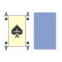 COPAG Bridge Cards 4 Corner Index Blue