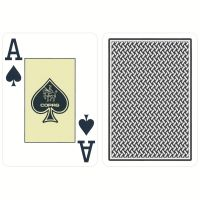 COPAG Cards Texas Hold'Em Gold Jumbo Index Blue