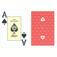 Fournier EPT Professional Poker Playing Cards Red