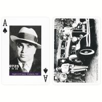Gangsters Playing Cards Piatnik