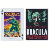 Horror Movie Playing Cards Piatnik