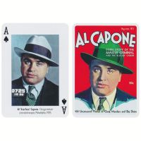Mugshots Playing Cards Piatnik