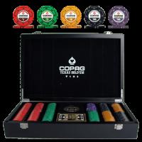 Poker Chip Set 300 Copag Texas Hold'em