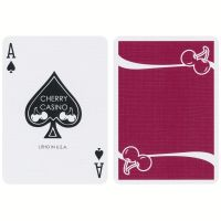 Cherry Casino Reno Red Playing Cards