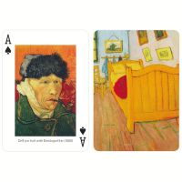 Vincent van Gogh Playing Cards Piatnik