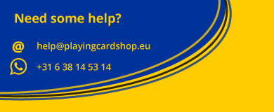Help Playing Cards Europe