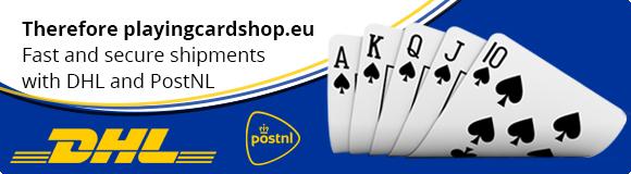 Playing Card Shop Europe Shipping