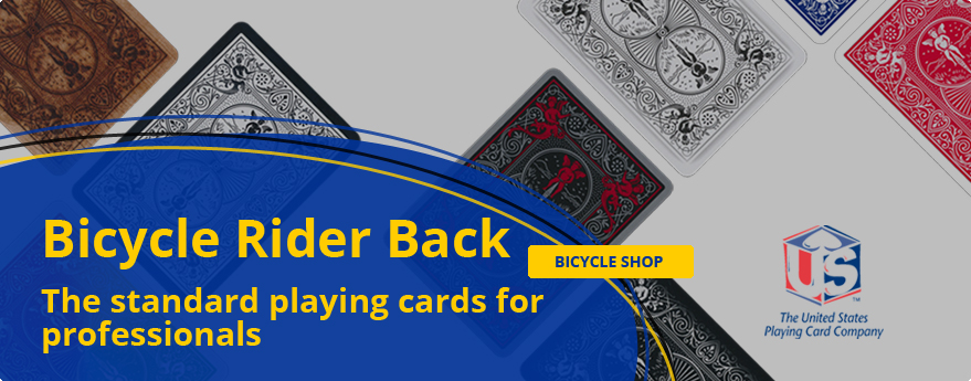 Bicycle Card Shop